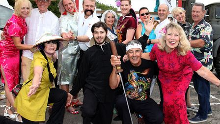 Sudbury Carnival. Photo: Andy Howes