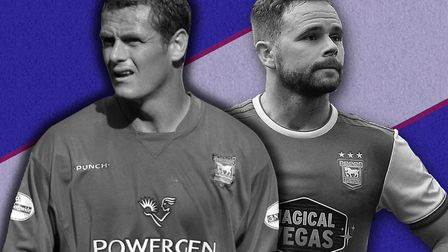 Ipswich Town will be hoping Alan Judge has a similar impact to Jim Magilton. Picture: ARCHANT