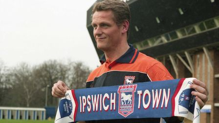 Jim Magilton joined initially on loan from Sheffield Wednesday in January 1999