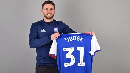 Alan Judge will be a key player for Town in League One. Photo: ITFC