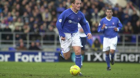 Magilton made more than 300 appearances for Ipswich Town. Picture: ARCHANT