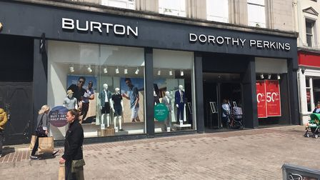 Retail giants Arcadia, which also owns Burton and Dorothy Perkins, could enter administration tomorr