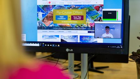 Digital agency SimpleClick, of Ipswich, is launching eye-tracking technology to help businesses impr