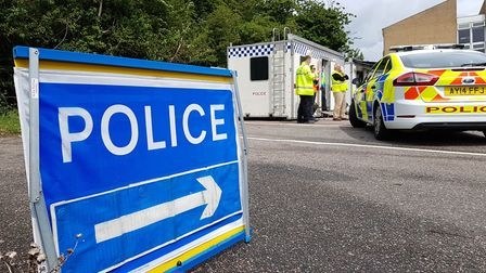 A multi-agency day of action was held in Felixstowe by the police to catch illegal road users. Pict