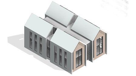 The I-Construct Innovation Hub which would be built at Braintree if planners approve Picture: BRAINT