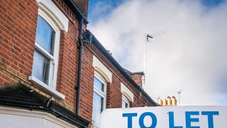 Rent costs in Suffolk have increased at more than three times the rate of average earnings Picture: