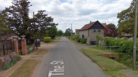 The pigs were stolen from a farmyard north of the village of Troston, near Bury St Edmunds Picture: