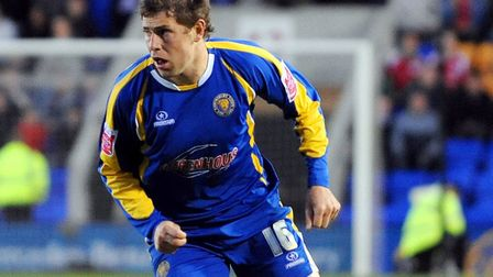 Grant Holt was 28 when he moved from Shrewsbury to Norwich. Photo: PA