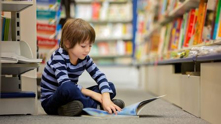 What books are Suffolk's favourites? Picture: GETTY IMAGES/ ISTOCKPHOTO
