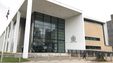 Man on trial at Ipswich Crown Court over claims he sexually abused a colleague. Picture: ARCHANT