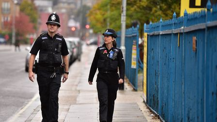 Chief constable Steve Jupp has highlighted crucial work done by the force during the past month. Pic