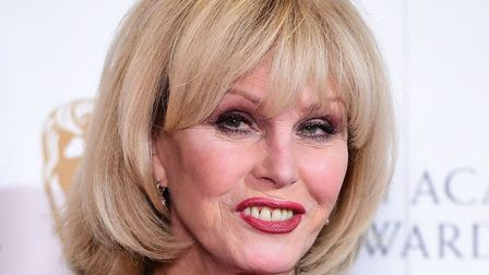 Joanna Lumley. Picture: Ian West/PA Wire