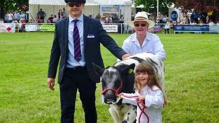 Family fun and lots of animal competitions at the Suffolk Show 2019 Picture: JULIE KEMP