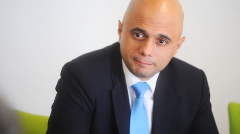 Home secretary Sajid Javid has been voted out of the Conservative leadership race. Picture: ARCHANT