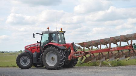 A cross-party task force has looked at Suffolk County Council's county farms estate. Picture: SARAH