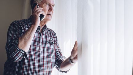 Suffolk residents have reported suspicious calls. Picture: GETTY IMAGES/iSTOCKPHOTO