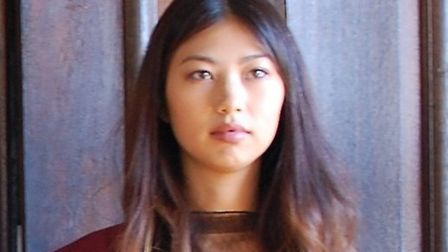 Linda Duan one of actors in All Hail Macbeth, Packing Shed's story of the three witches who tempt, t