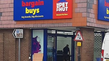 Sudbury will welcome a new Bargain Buys and The Pet Shop in July 2019. Picture: JIM WILLSHER