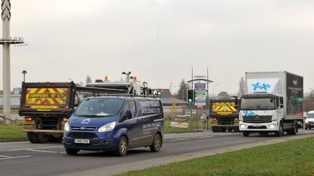 It is hoped Transport East can achieve more by looking at transport at a regional level Picture: