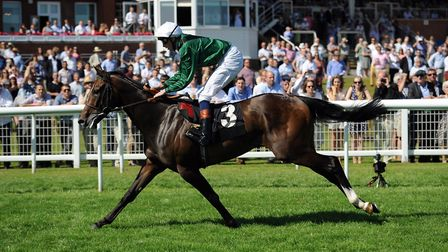 Limato is our tip for the July Cup at Newmarket. Picture: PA SPORT