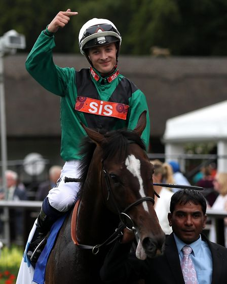Limato won the July Cup back in 2016. Picture: PA SPORT