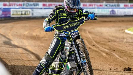Cameron Heeps, who returns to his old club on Monday night. Picture: STEVE WALLER