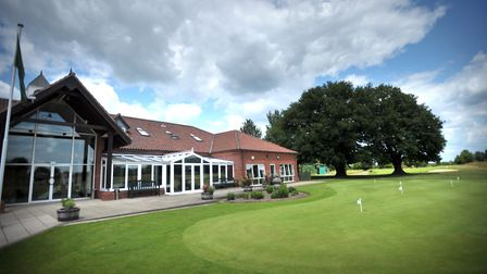 Waldringfield Golf Club Picture: SARAH LUCY BROWN