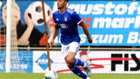 Andre Dozzell and his Ipswich Town team mates will be targeting promotion to the Championship this s