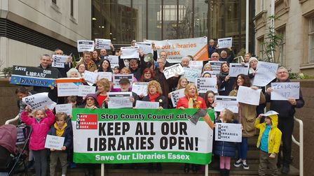 Essex County Council has announced radical changes to its libraries strategy Picture: SAVE OUR LIBRA