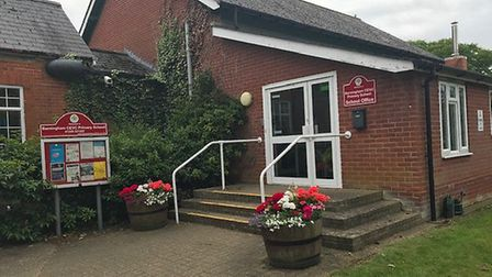 Barningham CEVC Primary School, which has been rated 'Good' in an inspection by Ofsted in June 2019
