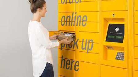 Amazon lockers - a common site in our towns Picture: ARCHANT ARCHIVE