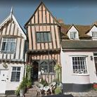 Munnings Tearoom in Lavenham is in the Crooked House Picture: GOOGLE MAPS