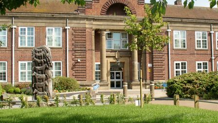 Clacton County High School is to get a major expansion. Picture: SIGMA TRUST/CCHS