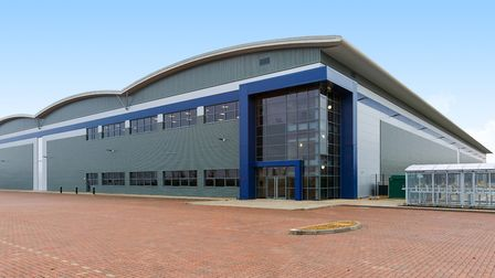 Unipart has taken a lease on a 147,000 sq ft commercial warehouse unit at Suffolk Park, Bury St Edmu