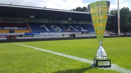 Ipswich Town compete in the Interwetten Cup this weekend. Picture: SVMEPPEN