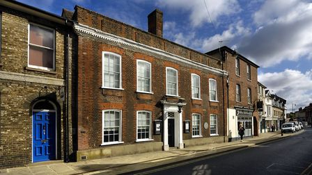 Gainsborough's House musum and gallery in Sudbury Picture: GAINSBOROUGH'S HOUSE