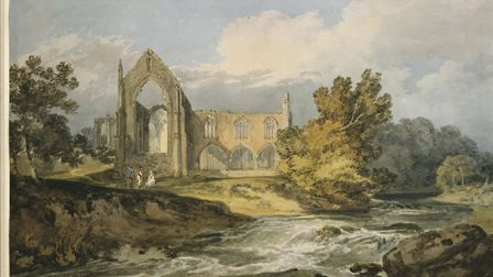 Bolton Abbey by Turner Picture: GAINSBOROUGH'S HOUSE