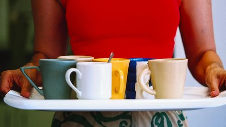 Do you judge the person at work who doesn't participate in the tea round? Picture: Getty Images/Ge