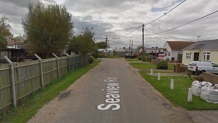 Police are investigating after a man was assualted in his home in Seawick Road, St Osyth Picture: GO
