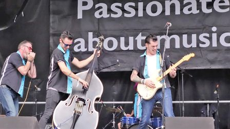 Ipswich Music Day celebrates local musical talent in Christchurch Park Ipswich this Sunday