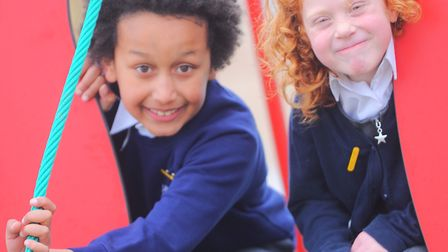 Martello Park on Felixstowe seafront will be a hit with families and friends enjoying the school hol