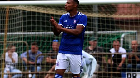 Corrie Ndaba is yet to make his first-team debut. Picture: ROSS HALLS