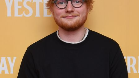 Ed Sheeran has confirmed his marriage in a new video about his latest album Picture: DENISE BRADLEY