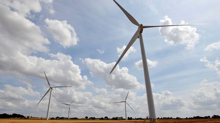 Dr Phil Williamson believes the Government should encourage more onshore wind projects, Picture: Ni