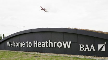 Plans for a third runway at Heathrow are currently subject to consultation PIC: Steve Parsons/PA Wir