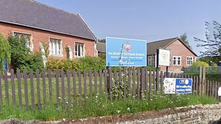The Sir Robert Hitcham Church of England Voluntary Aided School which has been given an 'requires im