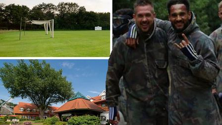 Ipswich Town are currently in Germany as part of their pre-season tour. Picture: ITFC/ROMANTIK HOTEL