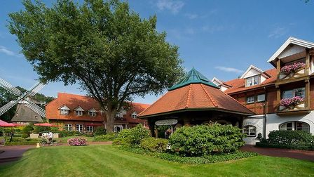 Ipswich Town are on pre-season tour in Germany and are staying at the Romantik Hotel Aselager Mühle.