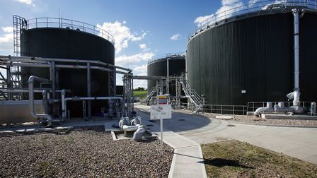 An Anglian Water treatement plant. Picture: ARCHANT