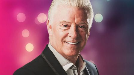 Derek Acorah was appearing at Stonham Barns last weekend and took a look at the new Escape Barn. Pic